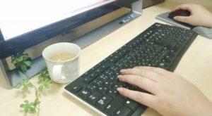 エクセルにひたすら文字入力するデータ入力バイト(楽なアルバイトの体験談 40代女性)