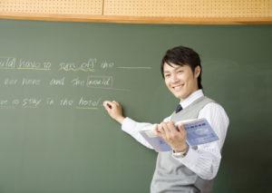 環境関連企業から学習塾講師へ転職(40代男性)